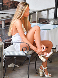 Serena - dressed to tease pictures at kilovideos.com