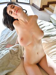 Giulia II - bedside cuddles pictures at find-best-mature.com
